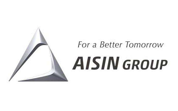 AISIN・アイシン・ロゴ