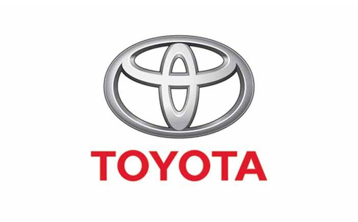 トヨタ自動車・ロゴ