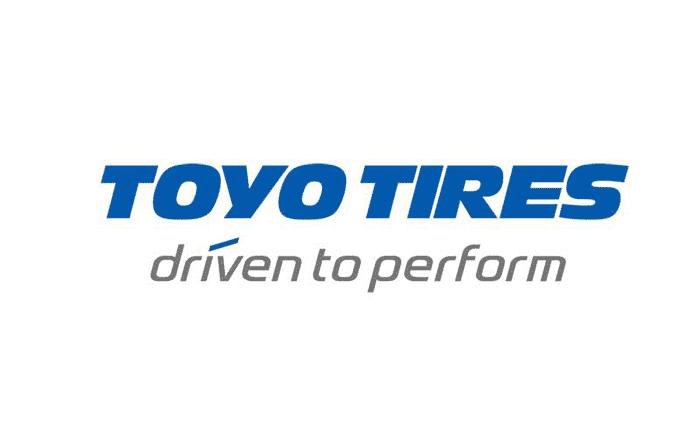 東洋ゴム工業・TOYO TIRES・ロゴ