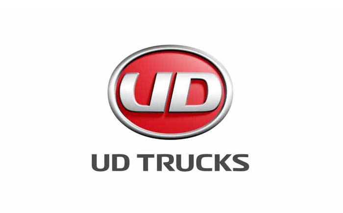UDトラックス・ロゴ