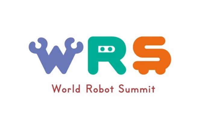 World Robot Summit 2018・ロゴ