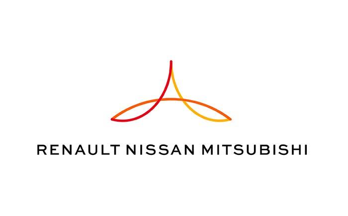 ルノー・日産自動車・三菱自動車・ロゴ