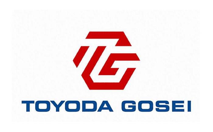 豊田合成株式会社・ロゴ
