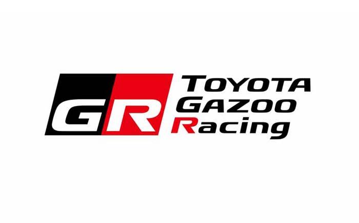 TOYOTA GAZOO Racing・ロゴ