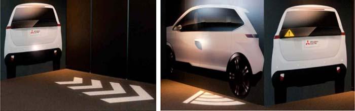 2017 年10月10日発表の自動車向け「安心・安全ライティング」技術