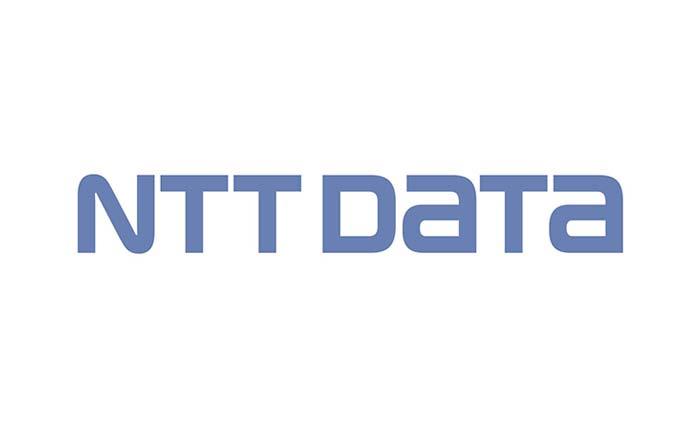 NTTデータ・ロゴ