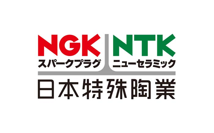 日本特殊陶業・ロゴ