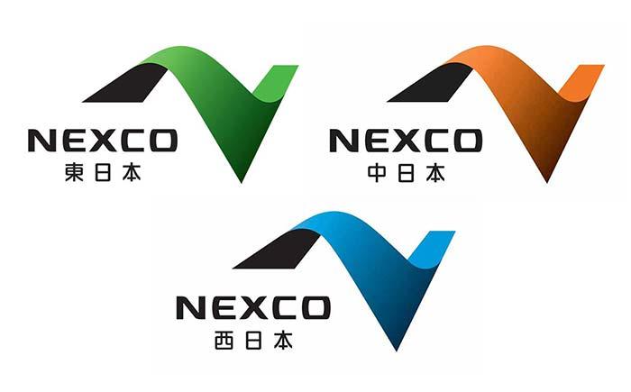NEXCO(ネクスコ)3社・ロゴ
