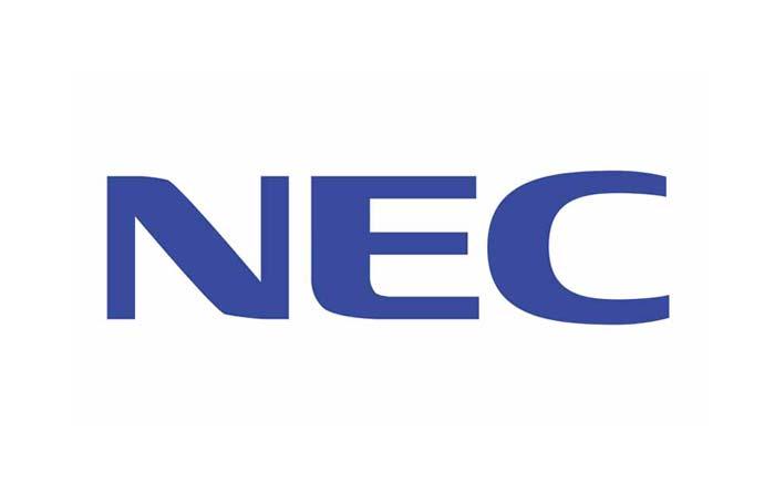 NEC・ロゴ