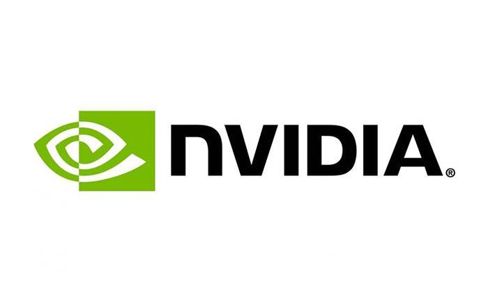 NVIDIA・ロゴ
