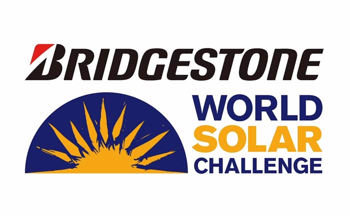 Bridgestone World Solar Challenge・ロゴ