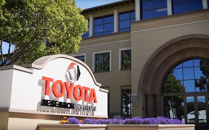 Toyota Research Institute(TRI)・外観