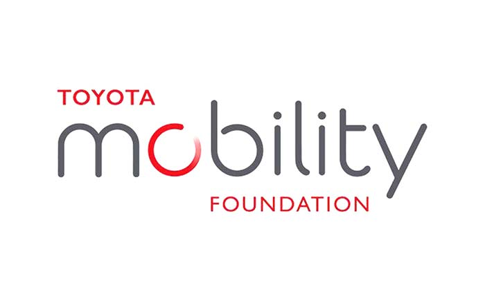Toyota Mobility Foundation・ロゴ