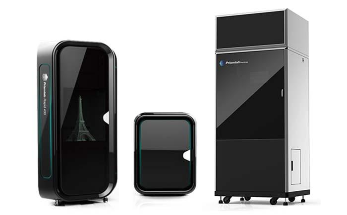 プリズムラボ社3Dプリンター(プリズムラボ社HPより)