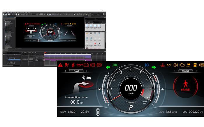 エイチアイ 組込み機器hmi開発ツールに新バージョン next mobility