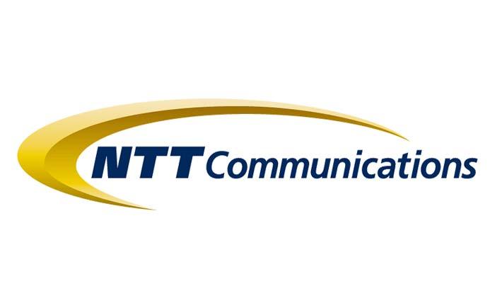 NTTコミュニケーションズ・ロゴ