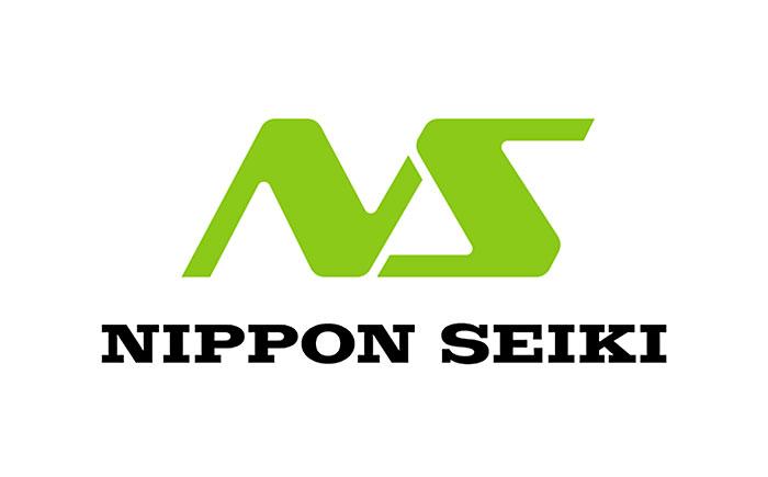 日本精機・ロゴ