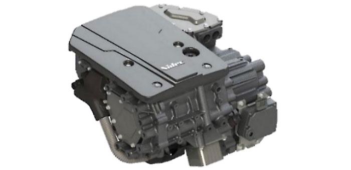 日本電産「E-Axle」