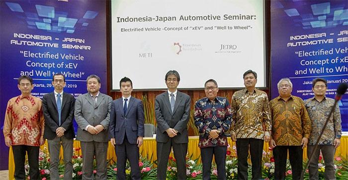日インドネシア自動車セミナー