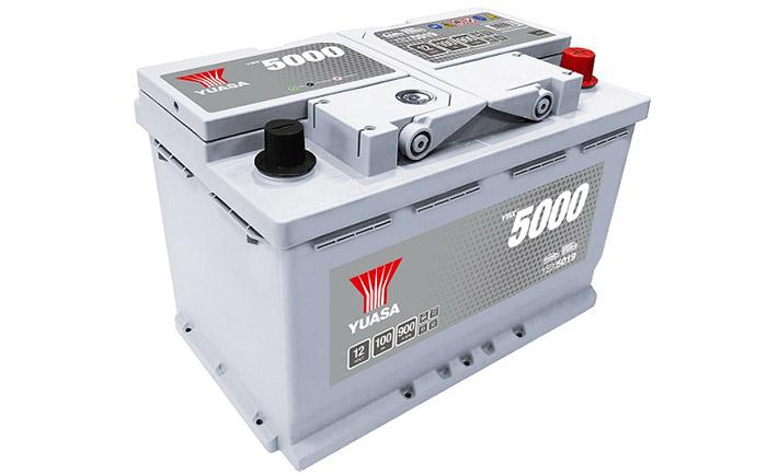 IGYA社で生産している自動車用鉛蓄電池