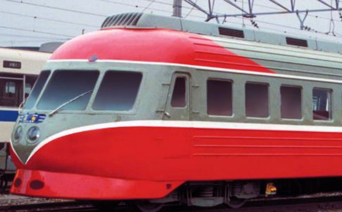 ロマンスカー・SE(3000形)