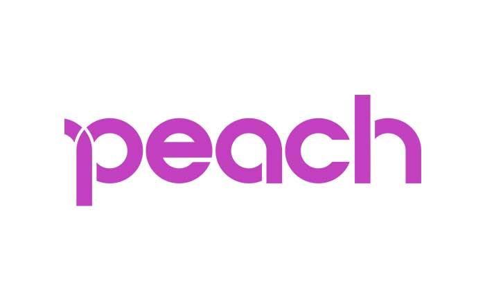 Peach Aviation・ロゴ