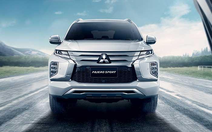 Mitsubishi Motors Thailand HPより