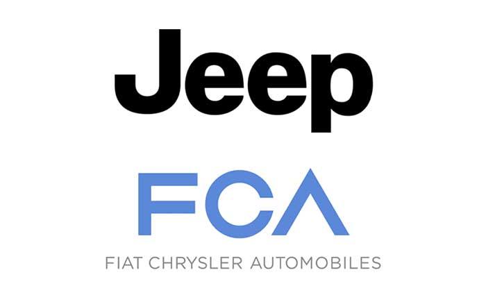FCAとJeep・ロゴ