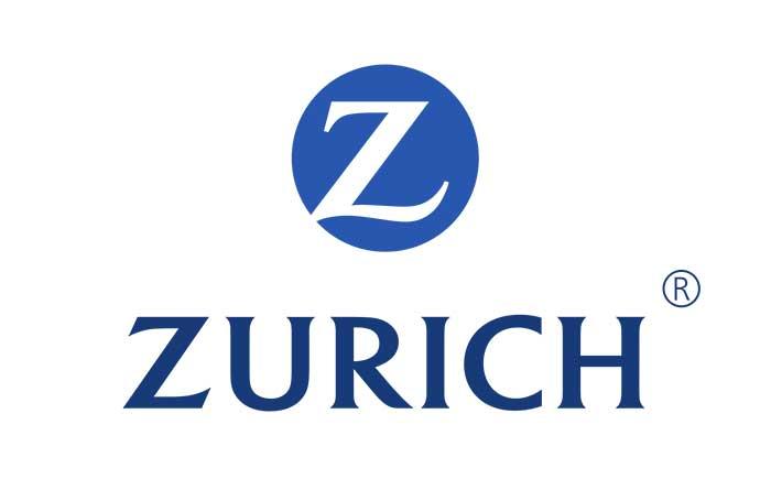 チューリッヒ保険・ロゴ