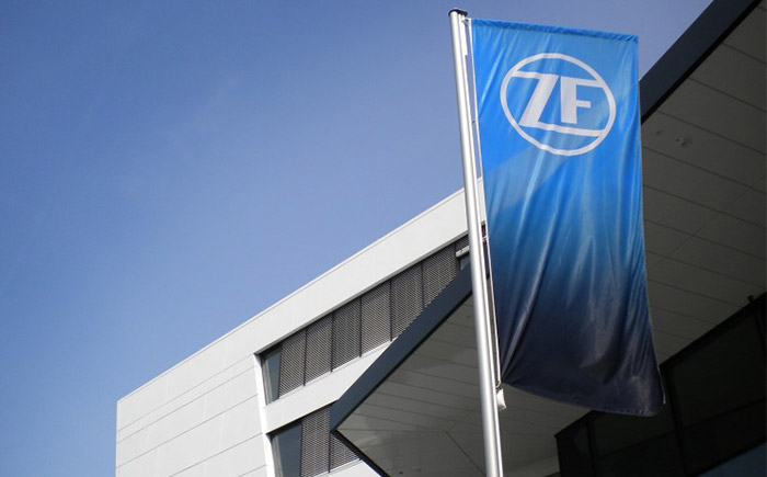 ZF・ロゴ
