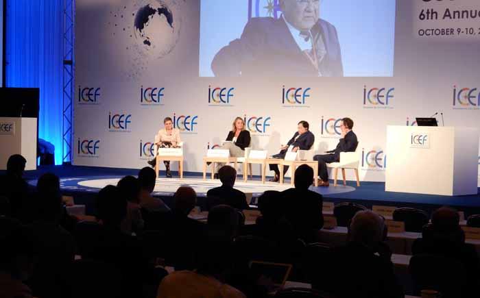 閉会直前の本会議「産業の脱炭素化」で持続可能な企業経営にとって、ESG投資の重要性が強調された