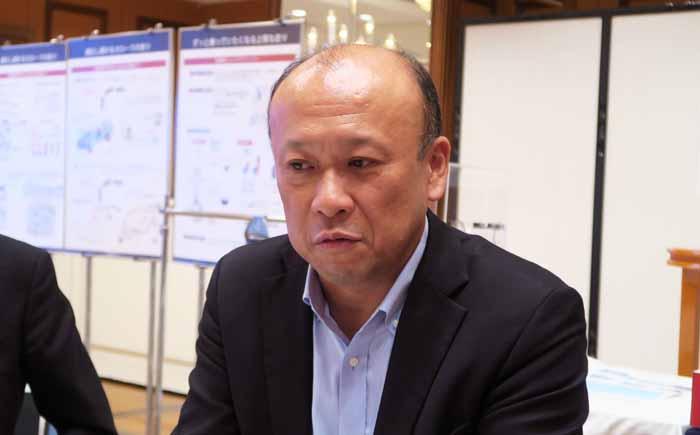 トヨタ自動車・MS製品企画ZE主幹の梅村伸一郎氏