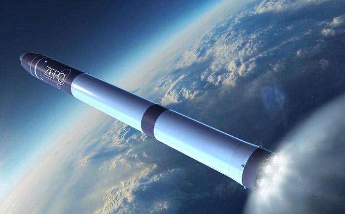 小型衛星打上ロケット「ZERO」
