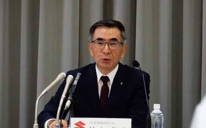 鈴木俊宏社長