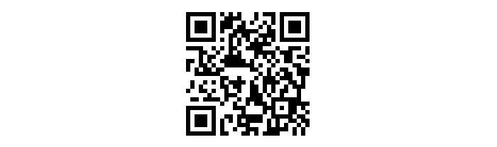 専用アプリのダウンロードサイトへのQAコード(App Store、Google Play共通)。
