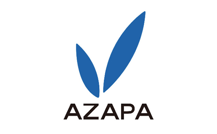 AZAPA・ロゴ