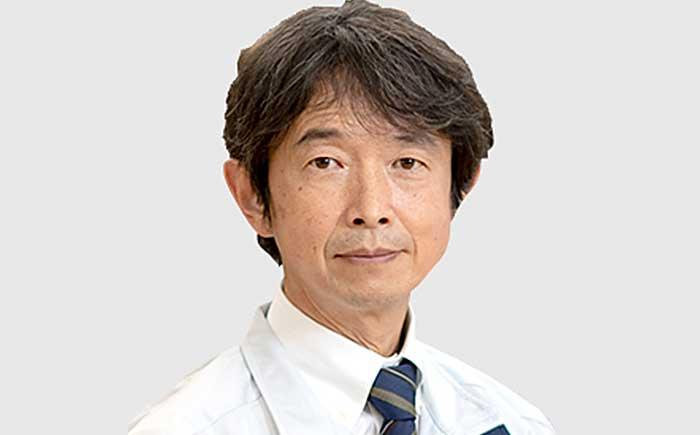 代表取締役CEOの古賀伸彦氏。