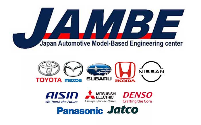 JAMBE+運営会員・ロゴ